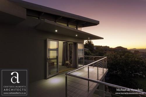 House Harteveld Sunset