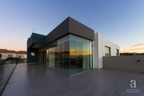 House Boshoff - Balcony