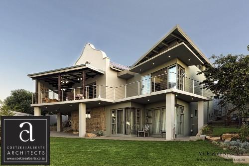 House Harteveld Front