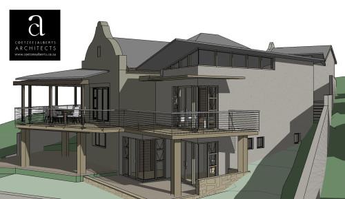 House Harteveld - Perspective