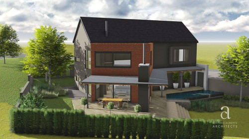 House Wessels Perspective 3
